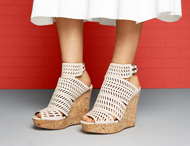 The Shoe Shop Wedges & Espadrilles at MyHabit