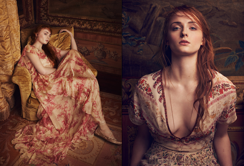 The Woman Within Sophie Turner For The Edit Nawo