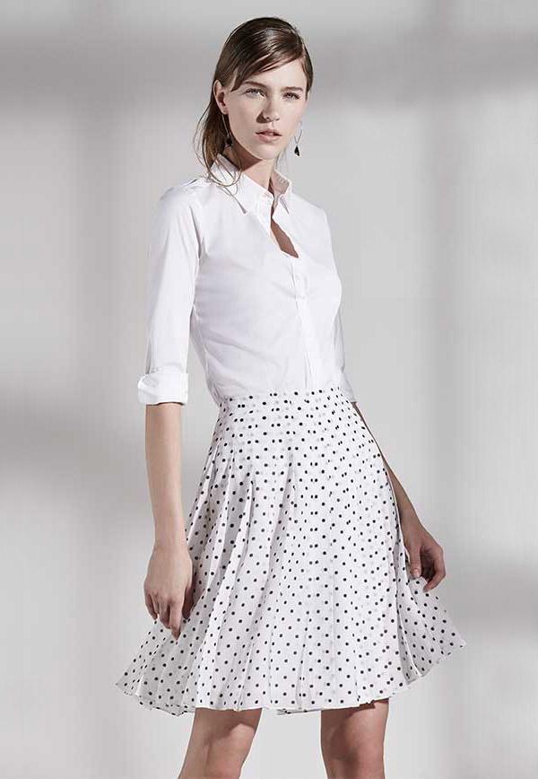 Theory Joklann Long-Sleeve Luxe Shirt