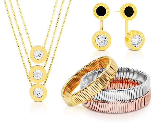 Up to 80 Off Stainless Steel Jewelry at MyHabit