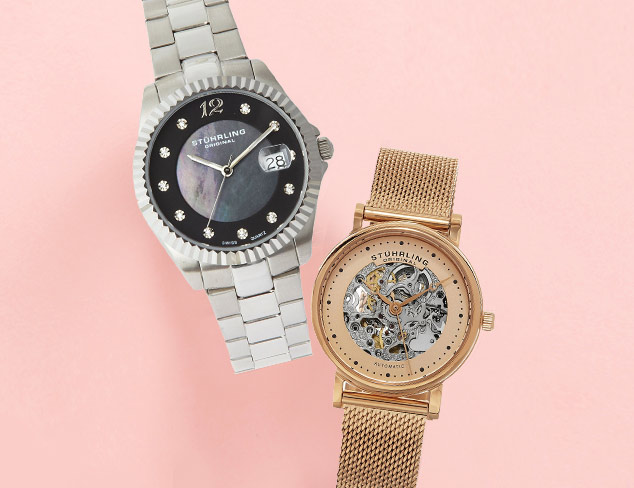 Up to 85 Off Stührling Watches at MyHabit