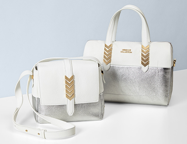 Versace Collection Handbags at MyHabit