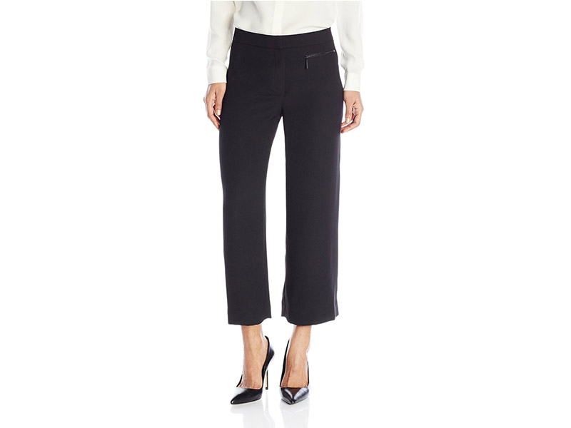 Vince Camuto Culottes with Zip Pocket