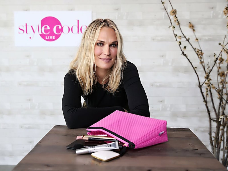 What's In My Makeup Bag by Molly Sims
