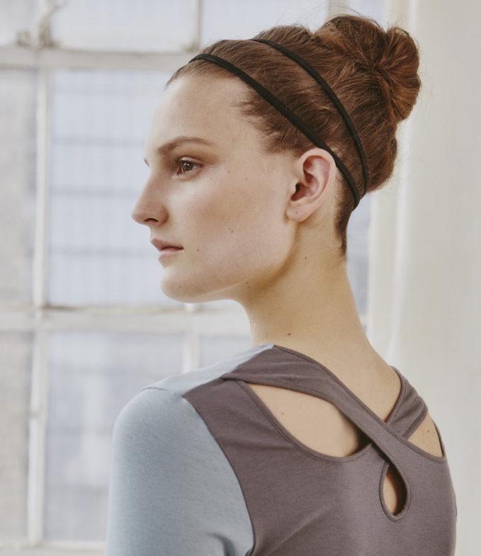weargrace Infinity Long-Sleeve Top