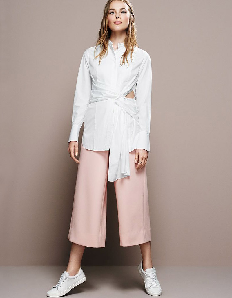 3.1 Phillip Lim Blouse with Waist Tie