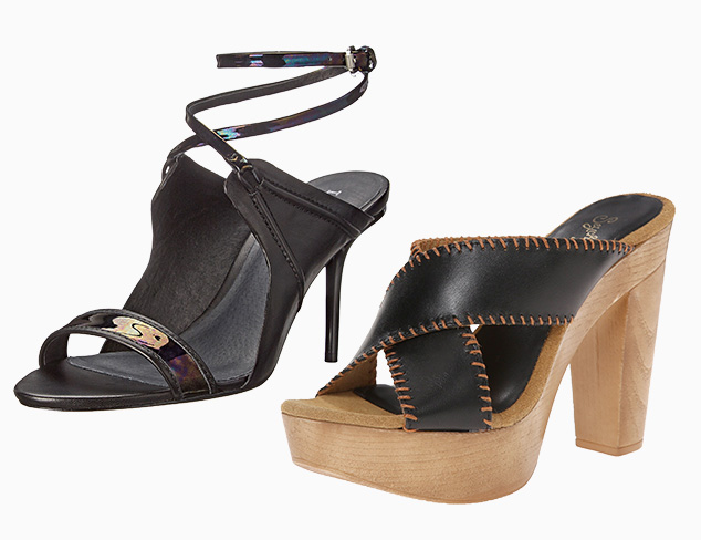 All in Black Shoes at MyHabit
