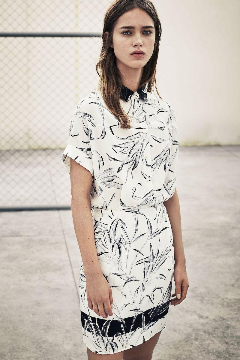 AllSaints Mario Willow Dress