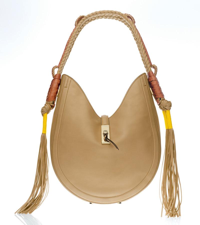 Altuzarra Ghianda Bullrope Small Hobo Bag