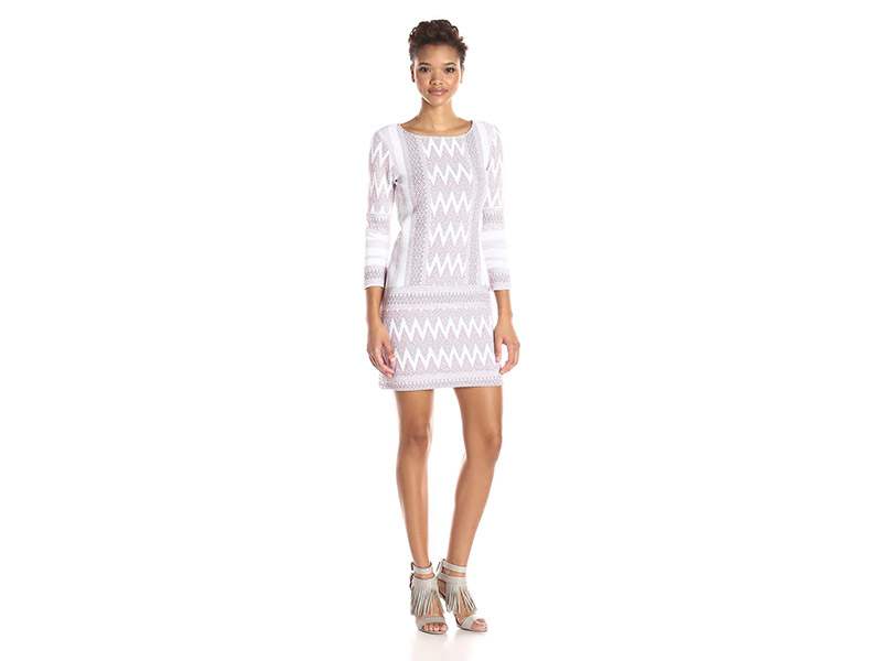 BCBGMax Azria Beth Knit Casual Dress