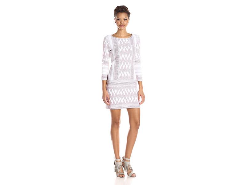 BCBGMax Azria Beth Knit Casual Dress