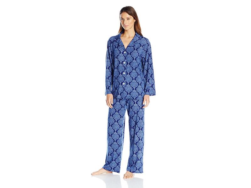 BedHead Pajamas Navy Mandala