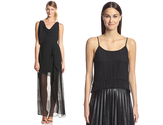 Black Out Dresses & Separates at MyHabit