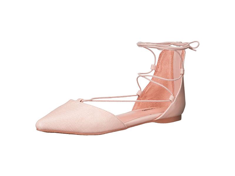 Call It Spring Cinnabar Ballet Flat