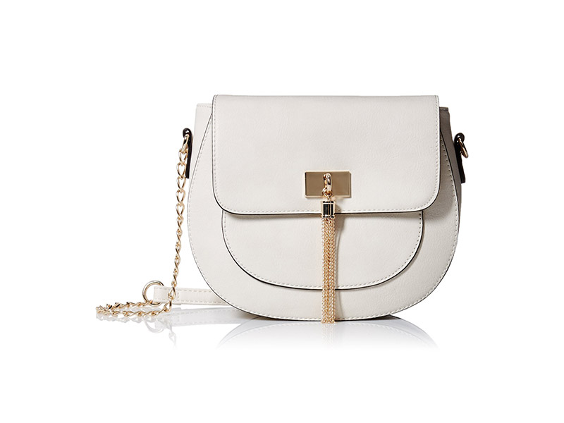 Call It Spring Return Saddle Cross-Body Bag