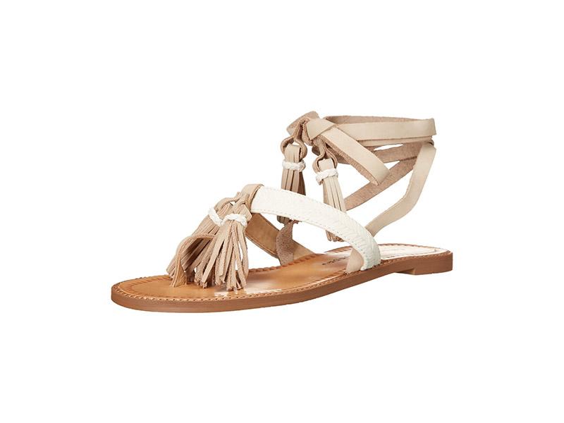 Chinese Laundry Giordana Leather Flat Sandal