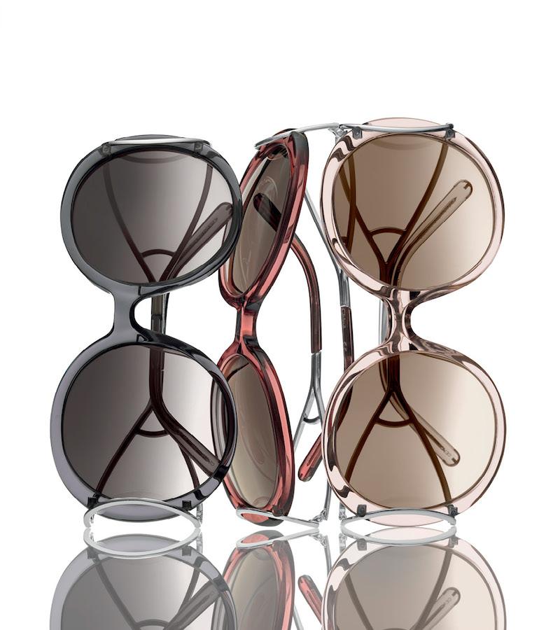 Chloé Jackson Round Sunglasses