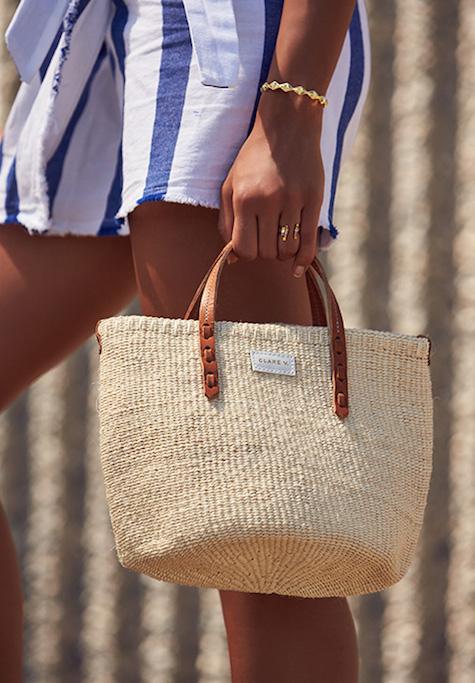 Clare V. Petit Kenya Bag