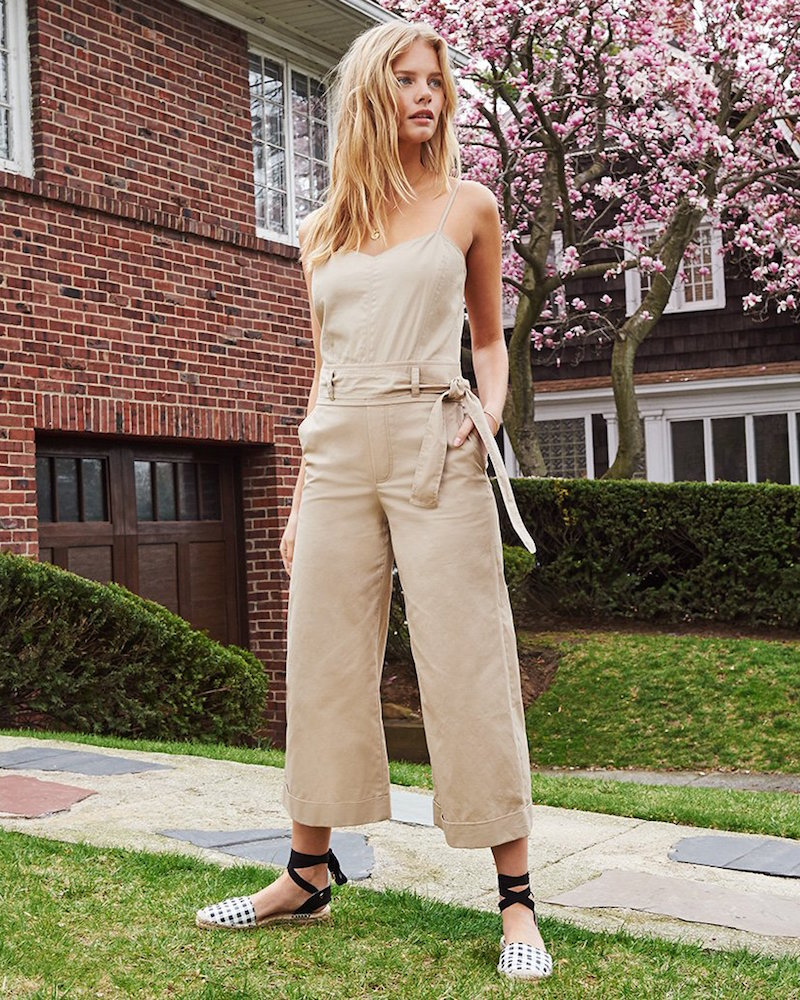 Club Monaco Ellia Jumpsuit