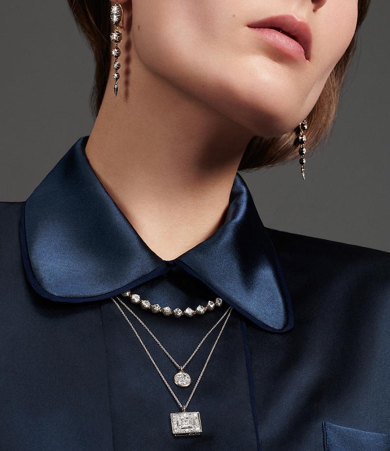 Renee Lewis Diamond Necklace