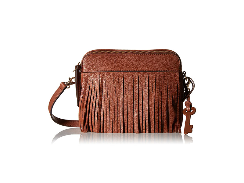 Fossil Sydney Fringe Cross-Body Bag