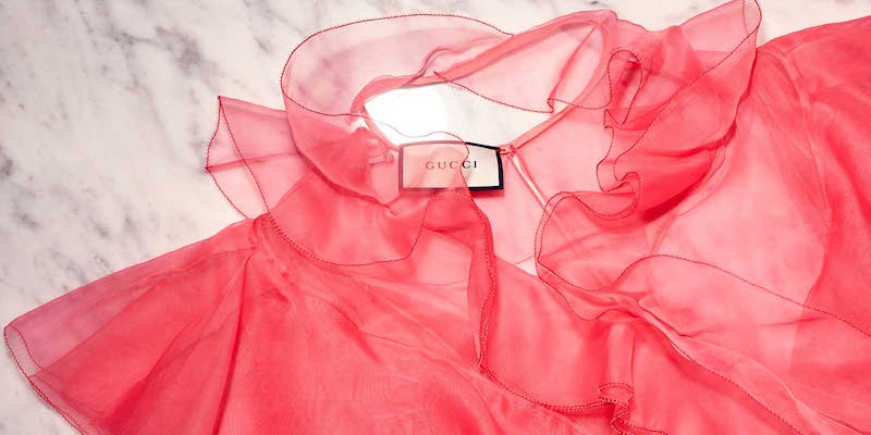 Gucci Silk Gown_1