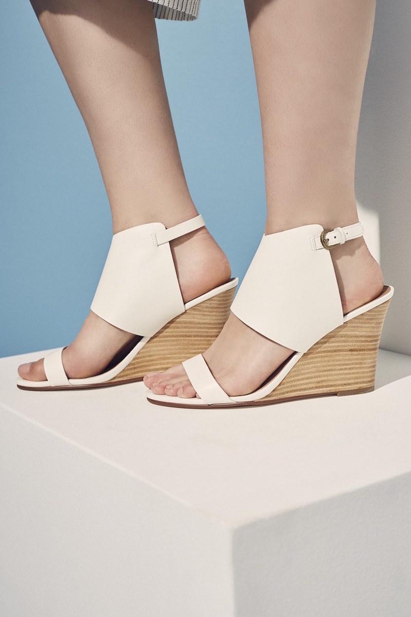 Halogen Clarette Wedge Sandal