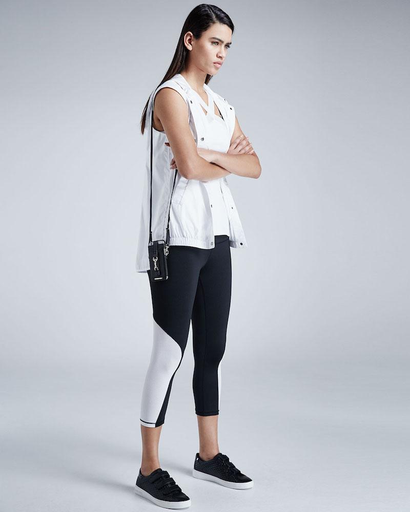 Heroine Sport Drawstring Hooded Training Vest
