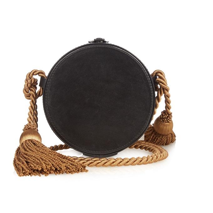 Hillier Bartley Collar Box tassel bag