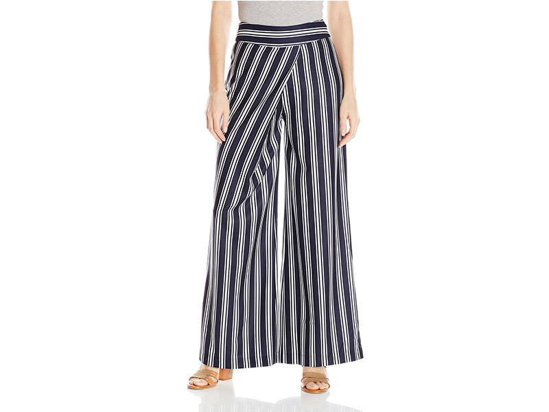 J.O.A. Striped Culottes
