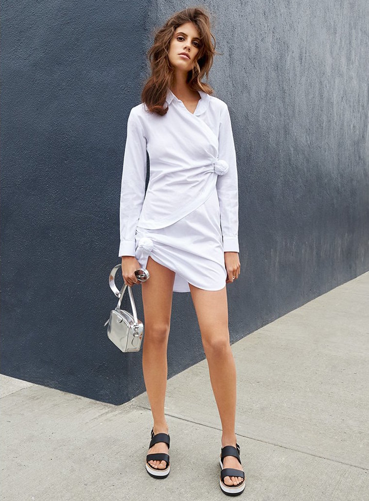Jacquemus Knot Tunic