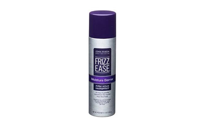 John Frieda Frizz Ease Moisture Barrier Firm Hold Spray