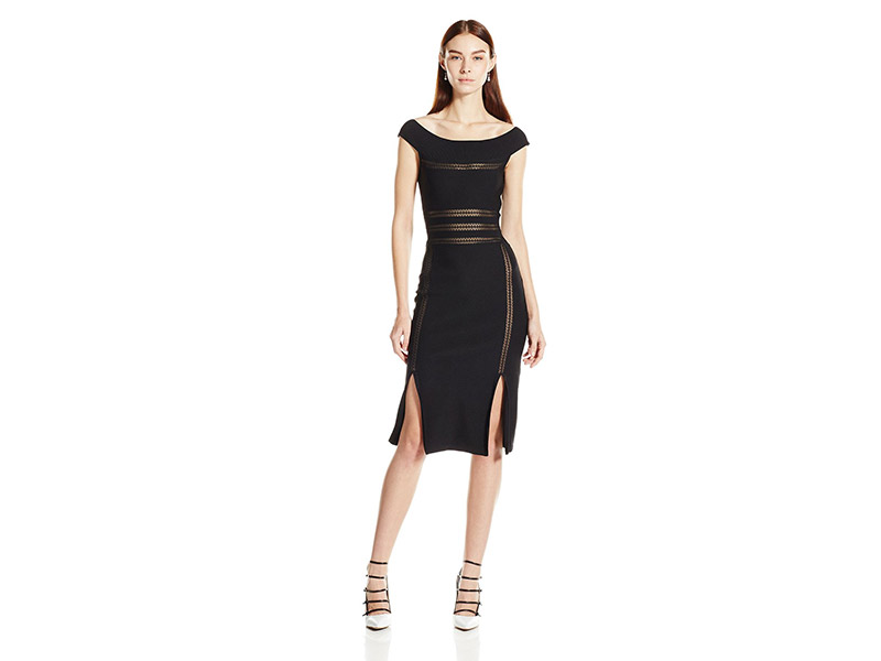 Jonathan Simkhai Tower Trim Band Dress