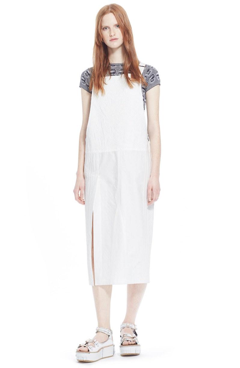 Julien David Overall Dress