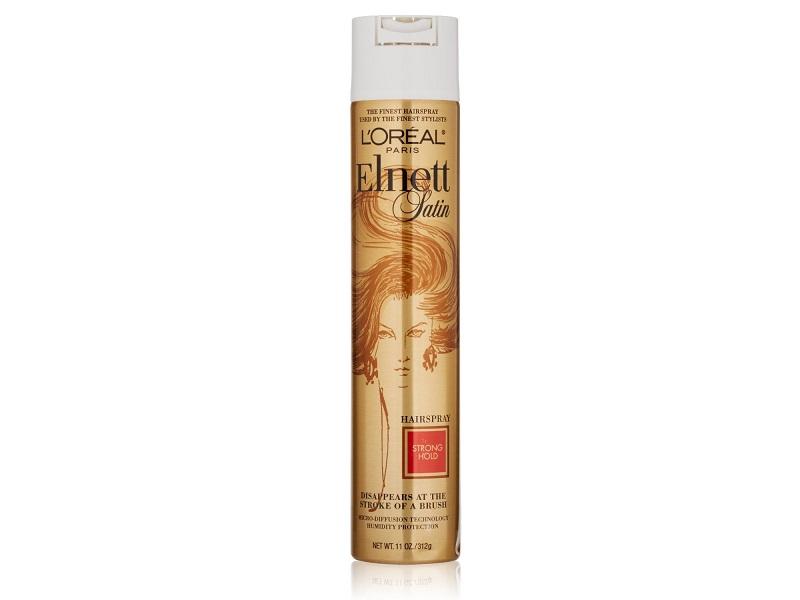 L'Oreal Paris Elnett Satin Hairspray Strong Hold