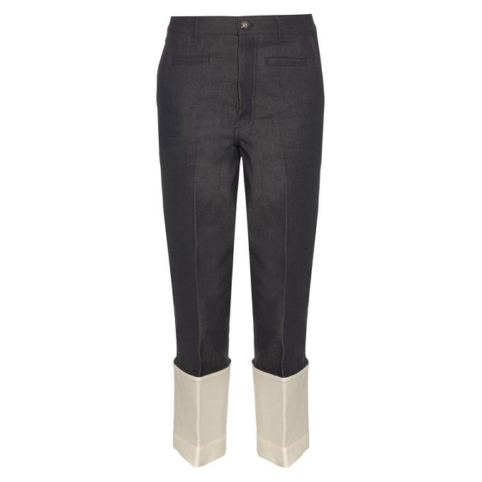 Loewe Fisherman low-slung boyfriend jeans
