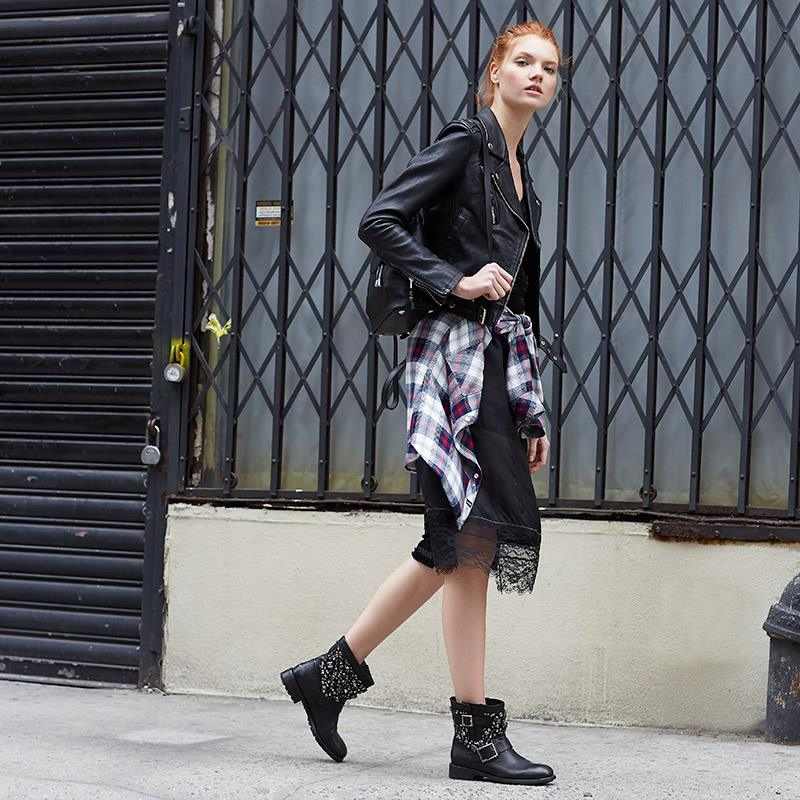 Marc Jacobs Lace-Trim Slip Dress