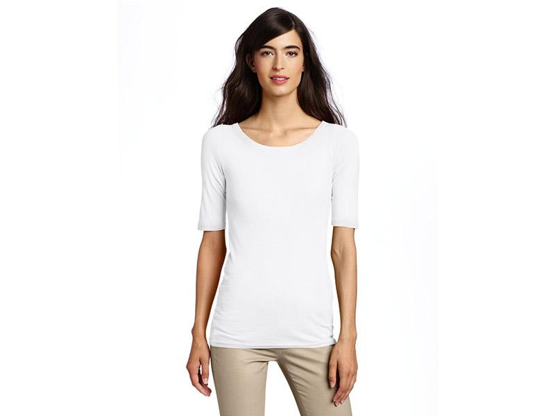 Michael Stars Scoop-Neck T-Shirt