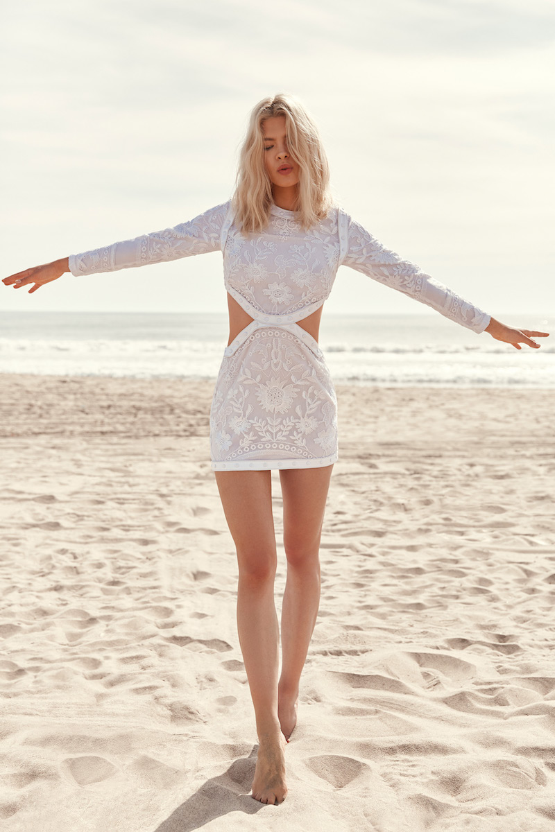 Nasty Gal Felicity Cutout Dress