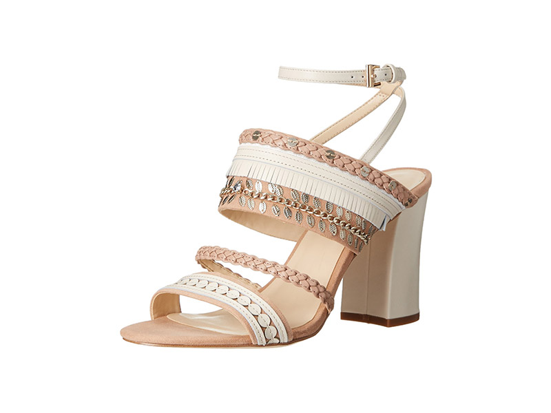 Nine West Baebee FABRIC Heeled Sandal
