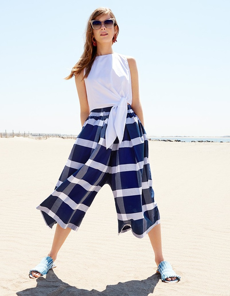 ONE by KOWTOW Things in Common Culottes