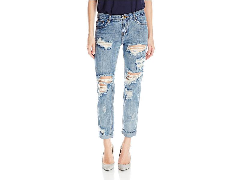 One Teaspoon Cocaine Awesome Baggies Jeans