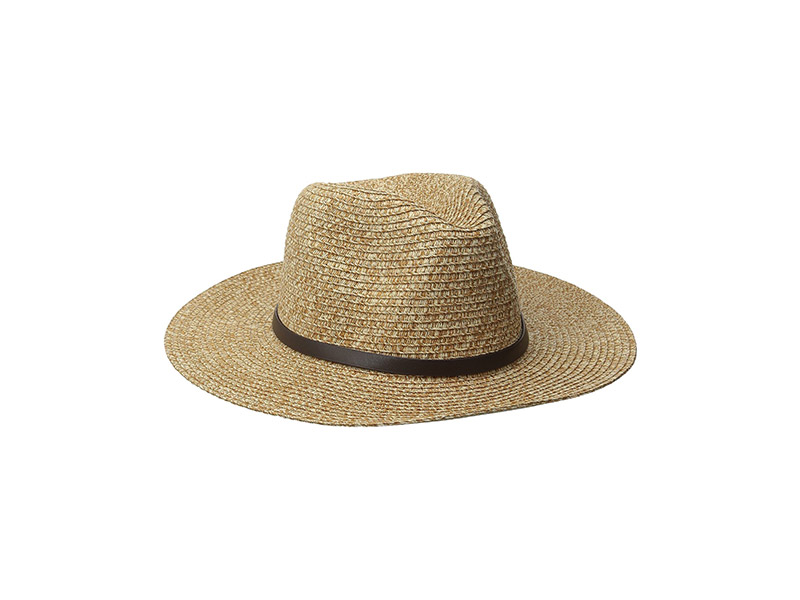 RAMPAGE Panama Hat With Buckle Band