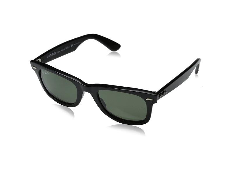 Ray-Ban Women's Polarized Wayfarer Sunglasses
