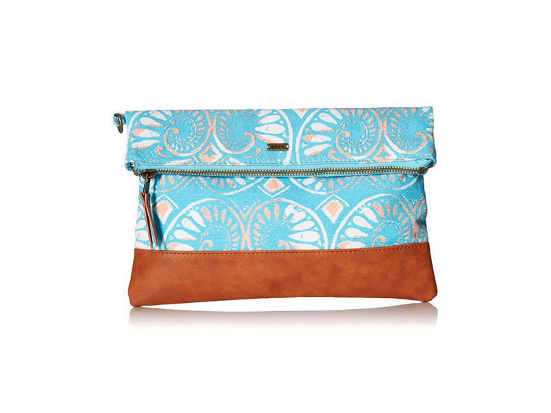 Roxy Desert Sunrise Wallet Foldover Clutch