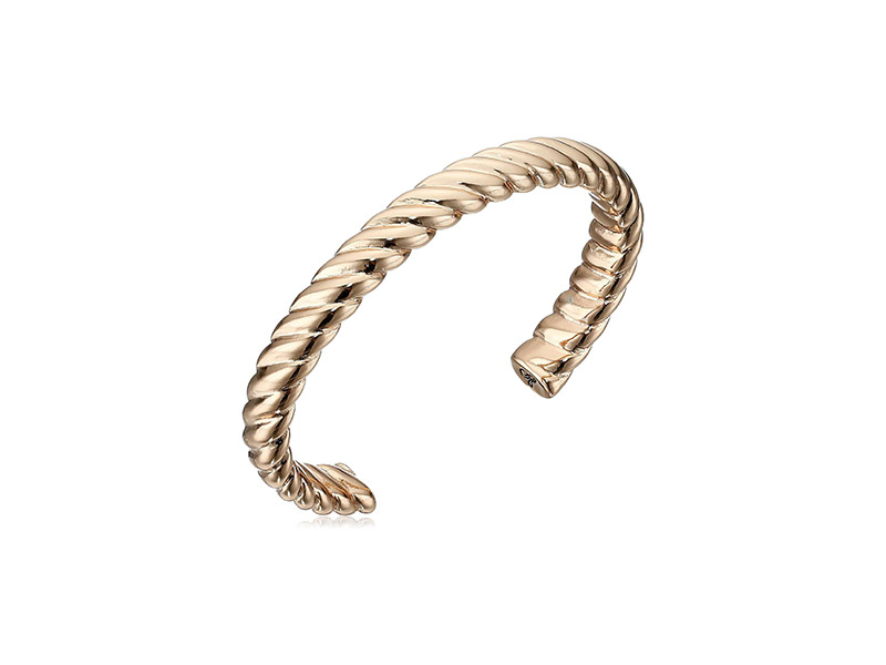 Sam Edelman Twisted Rope Cuff Bracelet