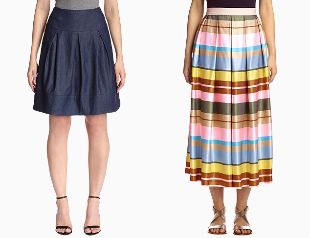 Skirt Alert at MyHabit