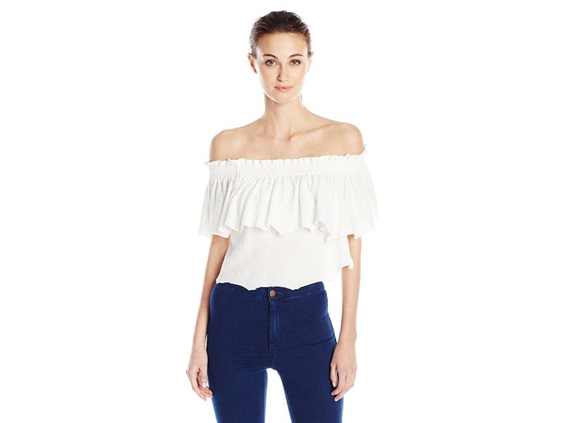 Somedays Lovin Bohemia Off-The-Shoulder Top
