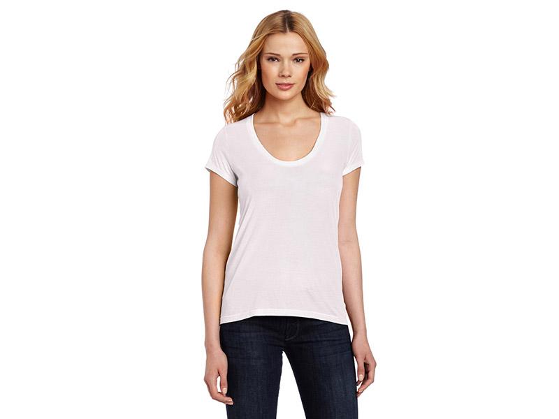 Splendid Very Light Jersey Short-Sleeve T-Shirt