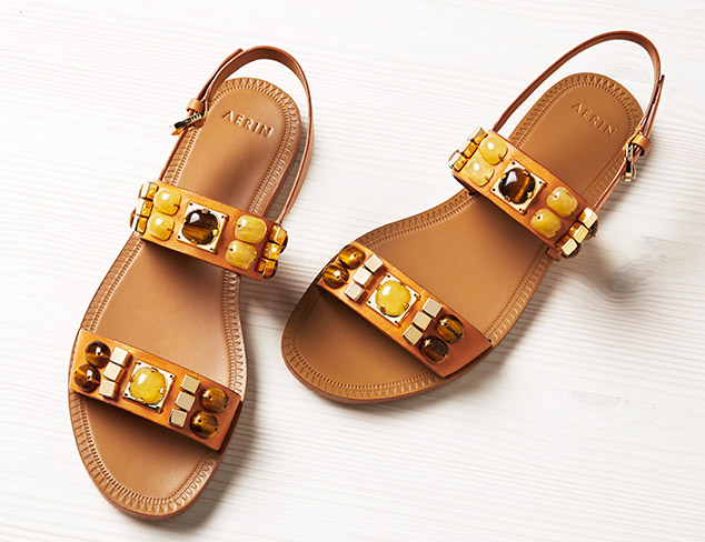 Spring Casual Flat Sandals at MyHabit
